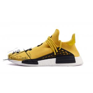 Adidas NMD Human Race Pharrell Williams желтые