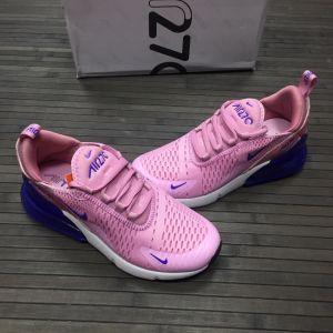 кроссовки женские Nike Air Max 270 Pink Bule