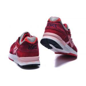 Купить мужские кроссовки Asics Gel Lyte 5 бордовые