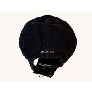 Бейсболка Adidas черная