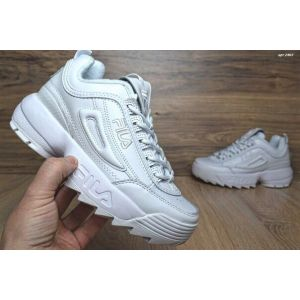 Кроссовки Fila Disruptor 2 Low White