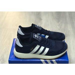 Кроссовки Adidas Iniki Runner синие