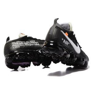 кроссовки OFF-White Nike Vapormax черные