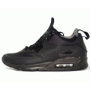 Кроссовки Nike Air Max 90 Mid  Black
