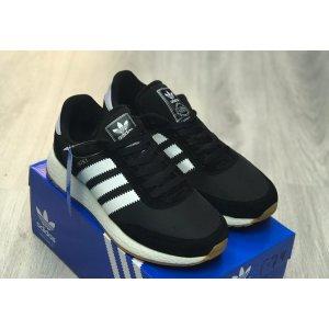 Кроссовки Adidas Iniki Runner Black-White