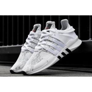 Кроссовки мужские  Adidas Originals Eqt ADV White