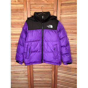 Зимняя куртка The North Face фиолетовая