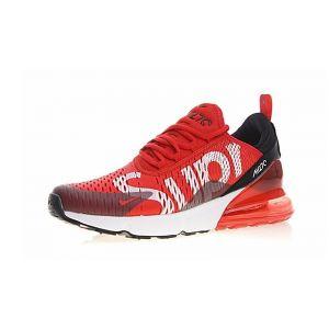 Кроссовки Supreme x Nike Air Max 270 Red