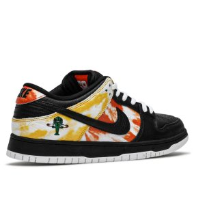Кроссовки Nike SB Dunk Low Raygun Tie-Dye Black