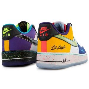 "Nike Air Force 1 07 LV8 ""What the LA"""