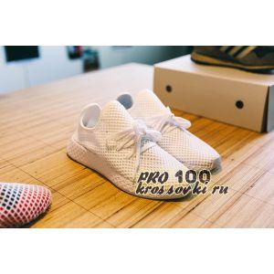 кроссовки Adidas Deerupt White