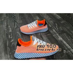 кроссовки Adidas Deerupt Orange