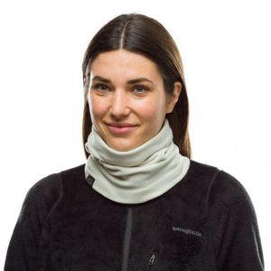 Зимняя бандана-шарф флисовая Buff Neckwarmer Polar Solid Cru