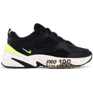 Nike M2K Tekno Black Volt