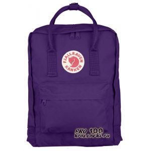 Рюкзак Fjallraven Kanken Classic Purple