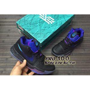 Кроссовки Nike Kyrie 3 Black Blue