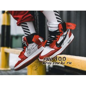OFF-WHITE Air Jordan 1 Chicago