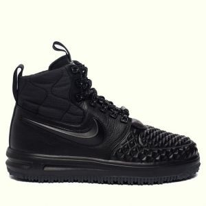 Nike Lunar Force 1 Duckboot 'Black-Gum'