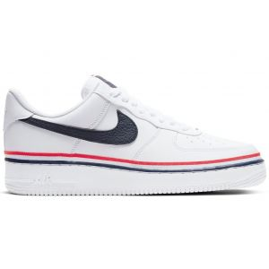 Nike Air Force 1 Low Ribbon White Blue