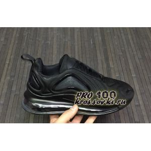 Кроссовки Nike Air Max 720 черные