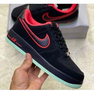 Nike Air Force 1 Gym black laser