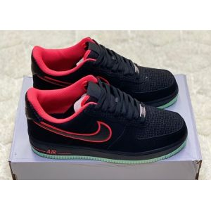 Nike Air Force 1 Gym black laser