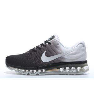 кроссовки Nike Air Max 2017 черно-белые