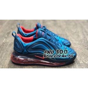 Кроссовки Nike Air Max 720 голубые