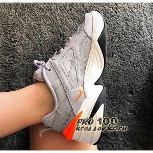 Женские Nike M2K Tekno светло-серые