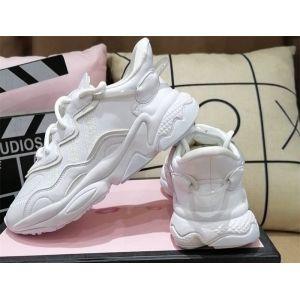 женские кроссовки Adidas Ozweego белые