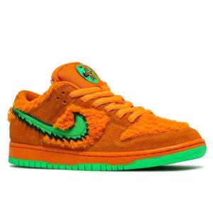 Nike SB Dunk Low x Grateful Dead «Orange Bear»
