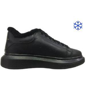 Зимние кроссовки Alexander McQueen