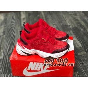 Кроссовки Nike M2K Tekno Mesh University Red