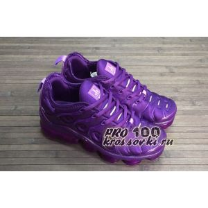 Nike Air Max Vapormax Plus фиолетовые