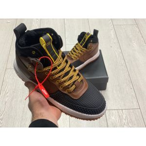 Nike Lunar Force 1 Duckboot 'Light-British-Tan'