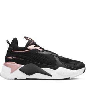 женские Puma RS-X Black-White-Pink