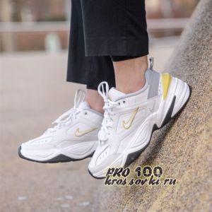 Nike M2K Tekno Platinum Tint Celery