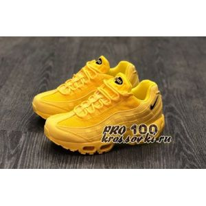Кроссовки Nike Air Max 95 женские желтые