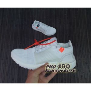 Adidas x Off White Ultra Boost 2019 белые