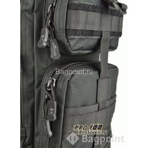 Тактический рюкзак M. Martin 5025 черный