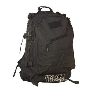 Черный тактический рюкзак