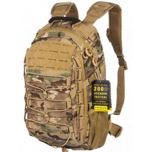 Тактический рюкзак GONGTEX Ghost II Hexagon
