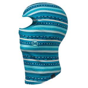 Балаклава подростковая флисовая Buff Frill Turquoise