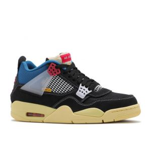 Кроссовки Nike Air Jordan 4 Retro Union SP 'Off-Noir'