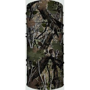 Бандана - бафф камуфляжная SA Forest Camo-Dregs