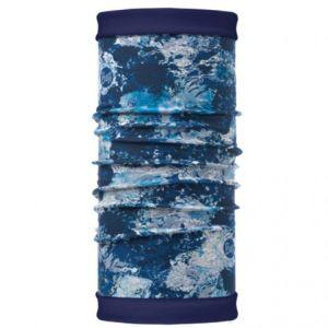 Шарф-труба трансформер двухсторонний Buff Winter Garden Blue