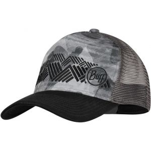 Бейсболка Buff Trucker Cap Burj Black