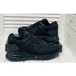 кроссовки Prada Triple Black