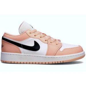 Jordan 1 Low Light Arctic Orange Pink