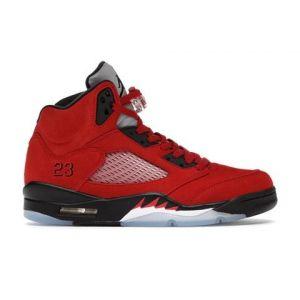 Jordan 5 Retro Raging Bull Red